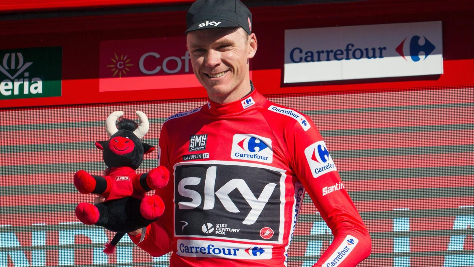 Froome Team Sky vincono Vuelta 2017 The Web Coffee