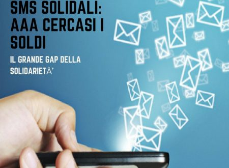 SMS solidali: AAA cercasi soldi