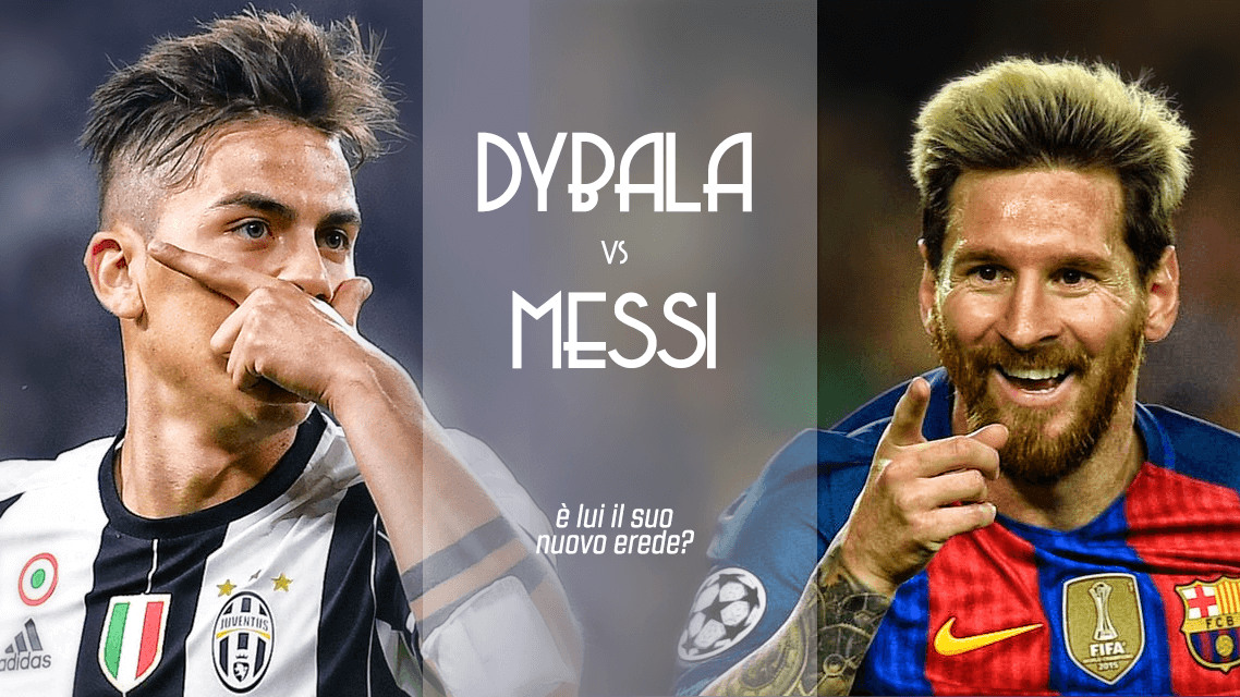 Dybala Messi eredità The Web Coffee