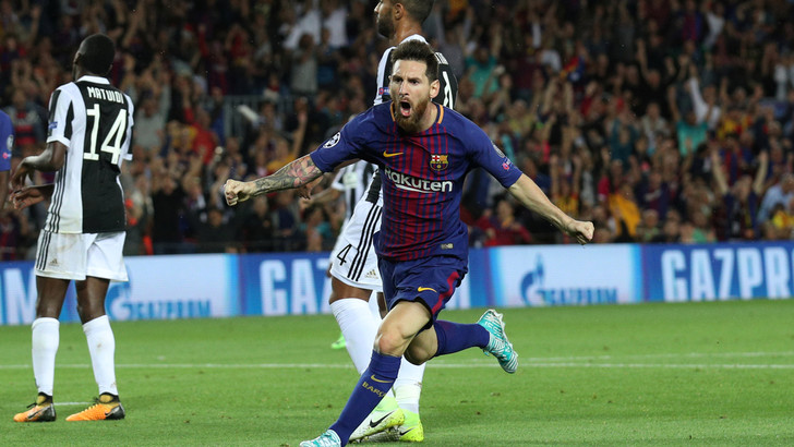 Incontenibile Messi: finisce 3-0 il big match Barcellona – Juventus.