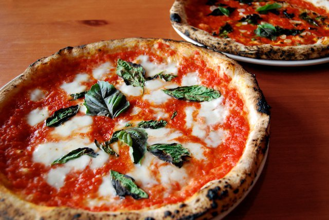 Pizza: from Italy with Love
