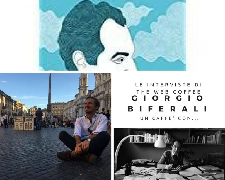 Un caffè con Giorgio Biferali – Le interviste di The Web Coffee