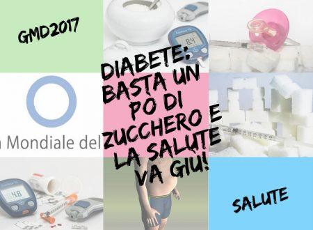 Diabete: basta un pò di zucchero e la salute va giù!