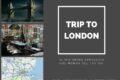 Trip to London : Il mio primo approccio col mondo del tattoo