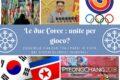 Le due Coree : unite per gioco?