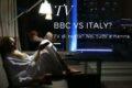 La notte in TV:  BBC VS Italy?