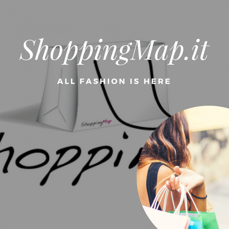 ShoppingMap.it : all fashion is here