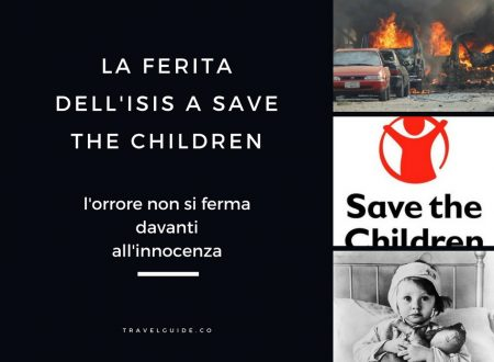 La ferita dell'Isis a Save The Children : l'orrore non si ferma davanti all'innocenza