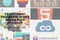 7 Eccezionali Programmi di Web Design Poco Utilizzati: Pensa Creativo!