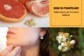 Il pompelmo e i suoi semi: dalla natura per la vostra bellezza