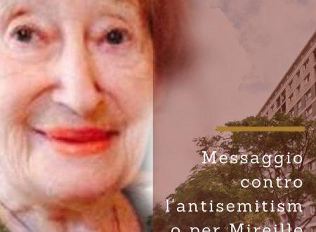 Messaggio contro l'antisemitismo per Mireille Knoll