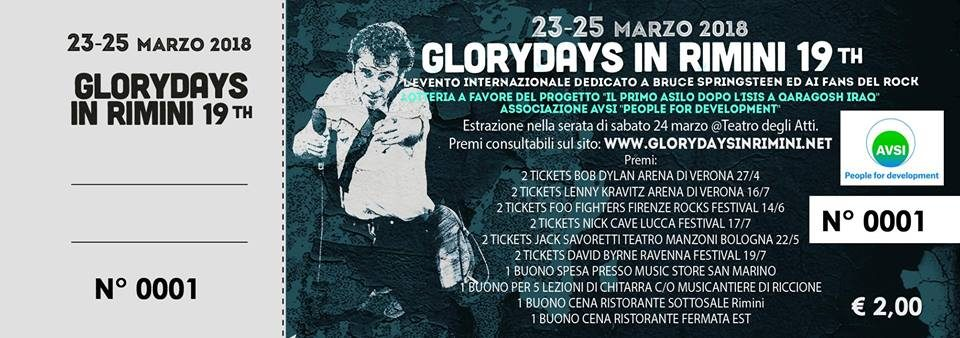 La solidarietà a ritmo di Rock: Glory Days in Rimini regala sogni