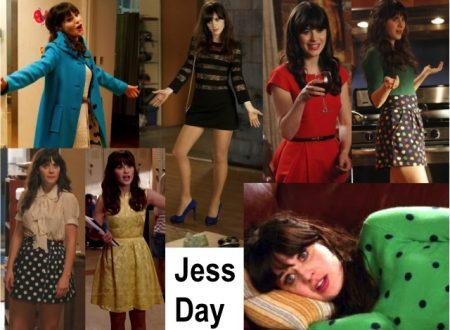 Moda e serie tv: l'inconfondibile outfit di Jessica Day