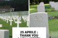 25 Aprile: Thank you Lady Liberty
