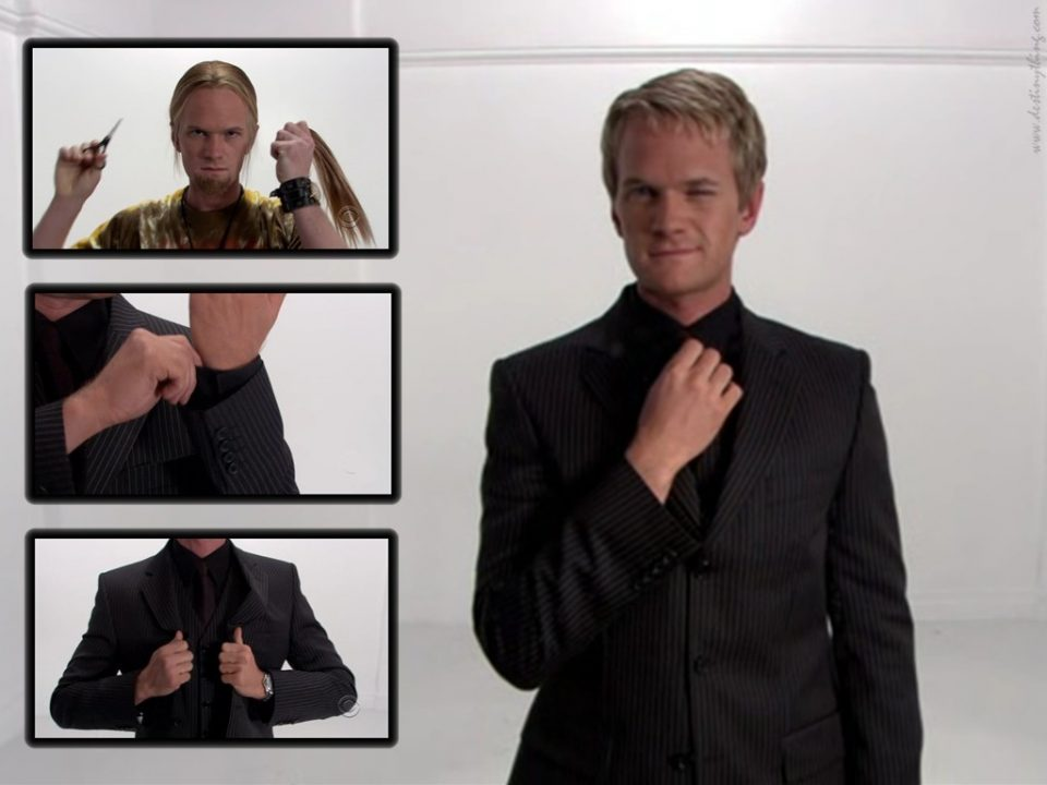 characters-960x720 Moda e serie tv: Suit up like Barney Stinson!