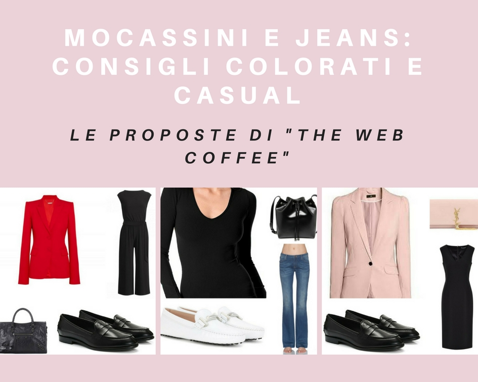 mocassini proposte outfit