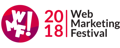 logo-orizzontale Web Marketing Festival, Rimini pronta per l'edizione 2018