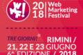 Web Marketing Festival, Rimini pronta per l'edizione 2018