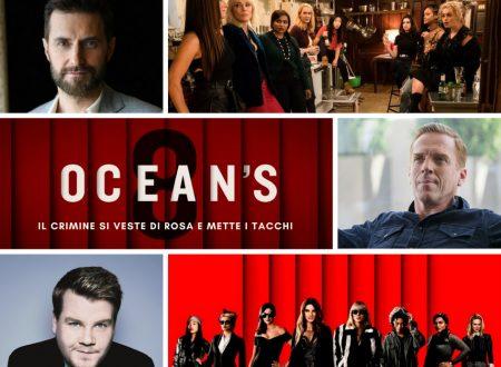 Ocean's 8: il crimine si veste di rosa e mette i tacchi