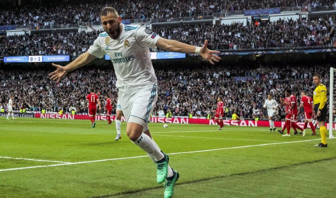 Il Real Madrid è la prima finalista di Champions League!