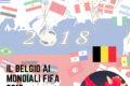 Il Belgio ai mondiali FIFA 2018