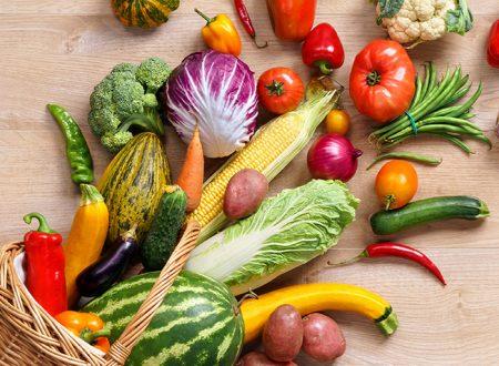 Sole e caldo: la protezione inizia dagli alimenti