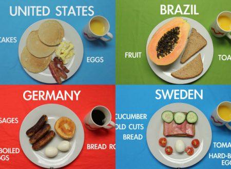 La colazione nel mondo: Paesi a confronto