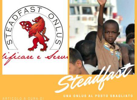Steadfast: una onlus al posto sbagliato