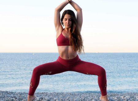 Yoga e influencer: intervista a Martina Sergi