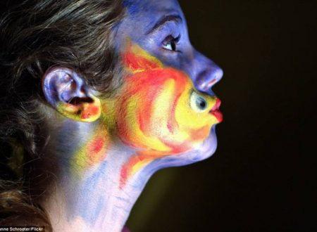 La Body Art come mezzo per l'espressione artistica