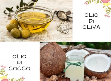 Olio di cocco ed olio d'oliva: proprietà ed utilizzi
