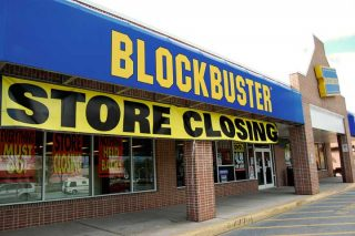 closing blockbuster