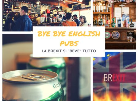 "Bye bye English pubs : la Brexit si ""beve"" tutto"