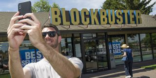 blockbuster bend oregon