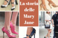 Scarpe Mary Jane: l'iconica calzatura delle bambine di una volta