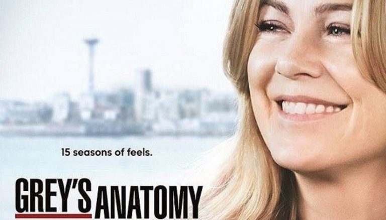 It's a beautiful day to watch Grey's  Anatomy 15×20