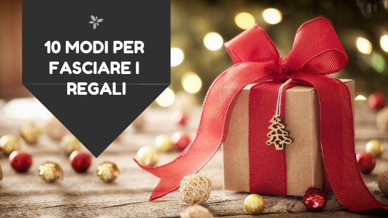It's Christmas Coffee – 10 modi per impacchettare i regali