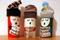 Natale amico dell`ambiente: decorazioni natalizie di riciclo