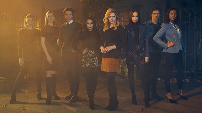 The Perfectionist Cast