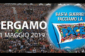 Bergamo, 11 maggio: 6° appuntamento mondiale dei giovani della pace