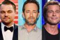 Il ricordo di Luke Perry nelle parole di Leonardo di Caprio e Brad Pitt