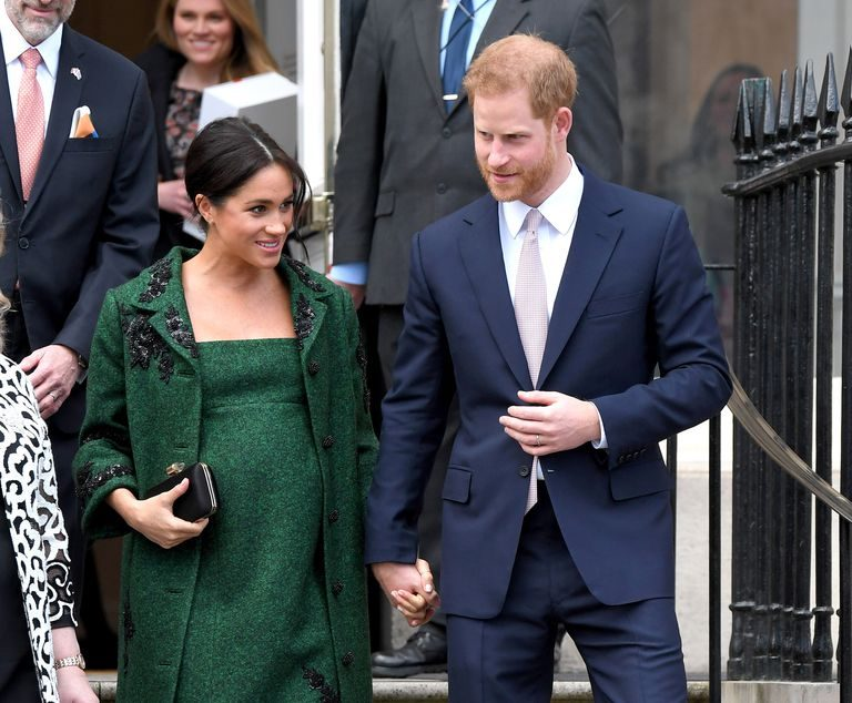 MEGHAN MARKLE: IL BABY SUSSEX E' FEMMINA