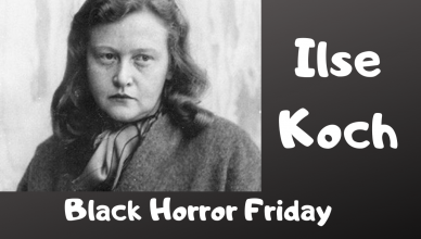Black horror friday