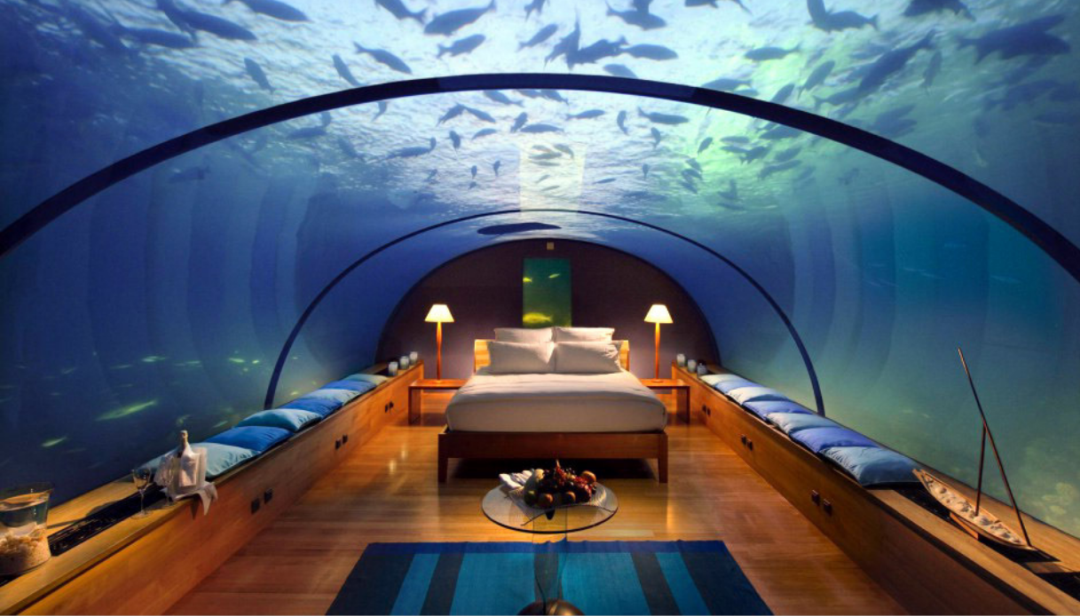 Jules undersea lodge