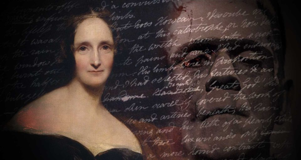 Mary Shelley, la mamma di Frankenstein, nasceva 222 anni fa