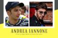 Andrea Iannone: prima e dopo Belen e Giulia De Lellis
