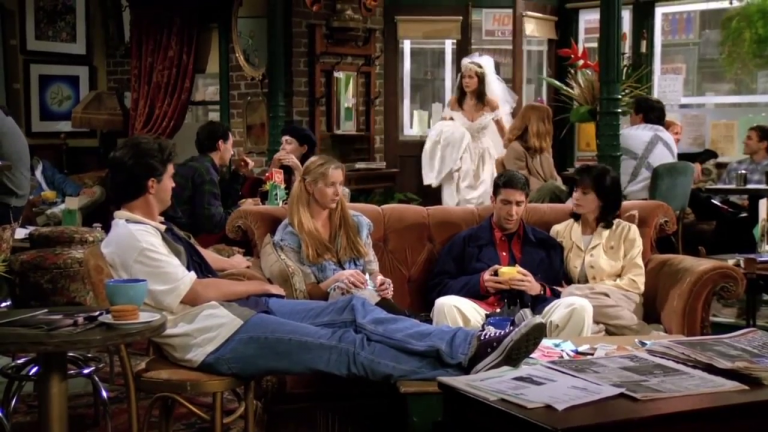 """I'll be there for you"": oggi è il 25° anniversario di Friends"