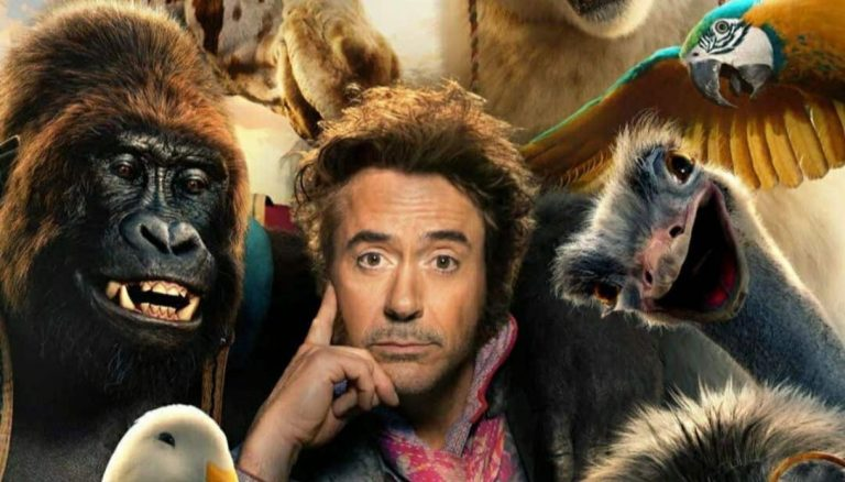 Dolittle, Il nuovo film con Robert Downey Jr