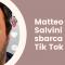 La scorsa estate DJ e adesso influencer, il re dei social Matteo Salvini sbarca su Tik Tok