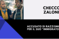 """Checco Zalone accusato di razzismo per il suo """"Immigrato"""""""